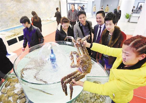 上海进口商品直销超市落户寸滩