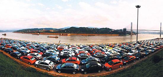 中国日报:重庆提速两江国际汽车城 拓展境内外市场