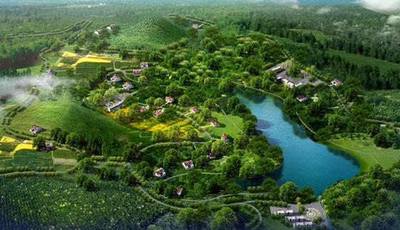 城口亢谷风景区,黄安坝高山牧场度假区,巫溪红池坝国家森林公园.