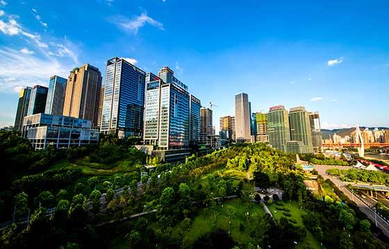 两江新区 gdp_两江新区占地1200平方公里 10年后GDP超全市1 4