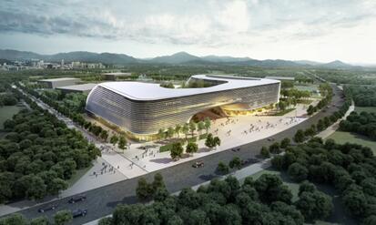 重庆两江新区启动龙兴体育小镇建设