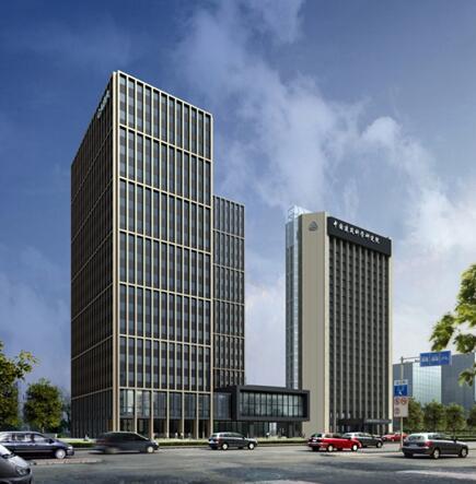 两江建筑科学研究院在重庆新区建中国字体蓝字分院v新区图片