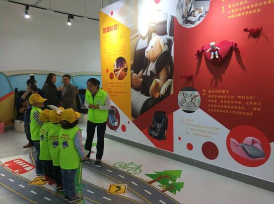 开展以儿童交通安全为主题的交通安全培训,学习与体验活动,并通过功能
