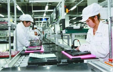 2017年重庆笔记本电脑产量超6000万台