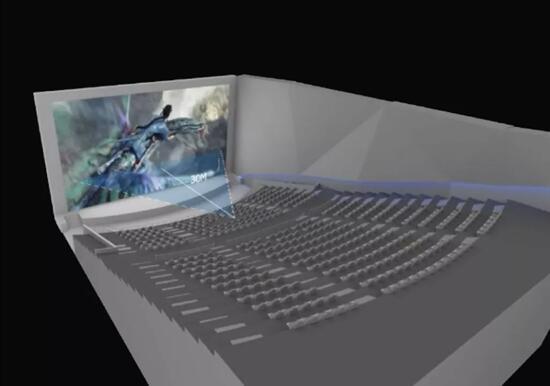 完善智能设备生态圈 爱奇艺智能科技在两江新区打造iQUT未来影院