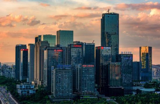 江北嘴企业大数据平台在两江新区