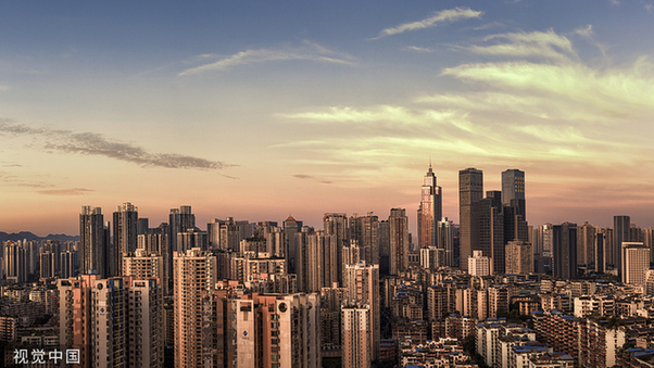 重庆年gdp算上两江新区了吗_重庆两江新区公布三周年成绩单 GDP增速超浦东和滨海