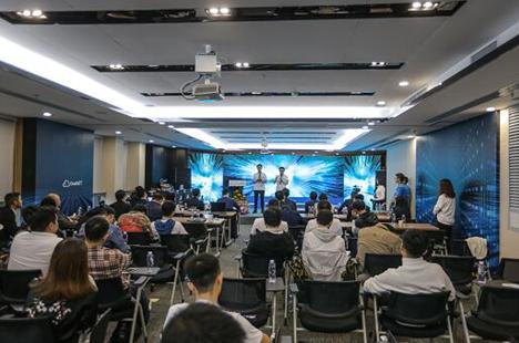 中移物联网OneNet之星创马决赛在两江新区收官